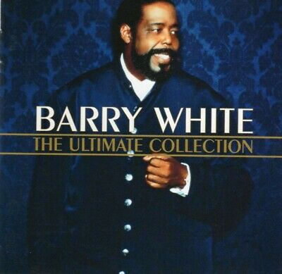 BARRY WHITE The Ulitmate Collection CD - Like New - Greatest Hits