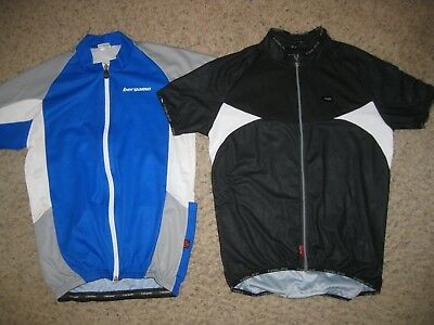 34e869dd6 2-Lot of Men s Cycling Jerseys XL Nalini   Bergamo Bike Bicycle Cycle  Running !