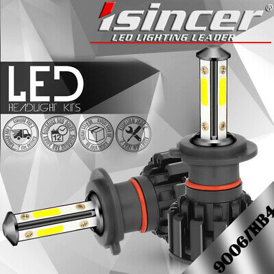 2x H7 LED Headlight Kit 1950W 295000LM High-Low Beam Bulb CREE 6500K Lamp White