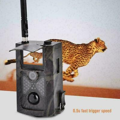 1080P HD Phone Trail Wildlife Scout Infrared Night Vision Hunting Video Camera~