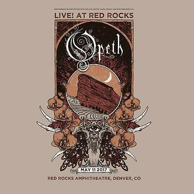 Opeth - Garden Of The Titans (Live At Red Rocks) [CD]