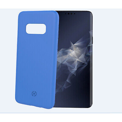Celly Shock Backcover Galaxy S10e blau SHOCK892BL