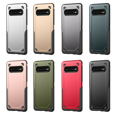 For Samsung Galaxy S10 Plus e Shockproof Heavy Duty Tough Case Hybrid Hard Cover