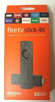 Amazon Fire TV Stick 4K (3rd Generation 3) with Alexa Voice Remote Volume Newest