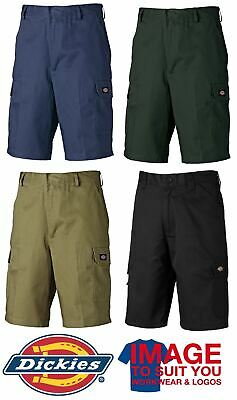 Dickies Redhawk Cargo Shorts Black 44