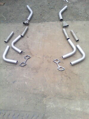 Ford Cologne Capri 2.8 V6  Diy Exhaust Manifold Kit Stock Car Hotrod