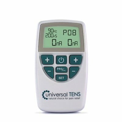 Universal TENS™ Machine With Dual Channel Functionality