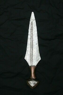 Old African Tribal Knife, Lokele, Congo
