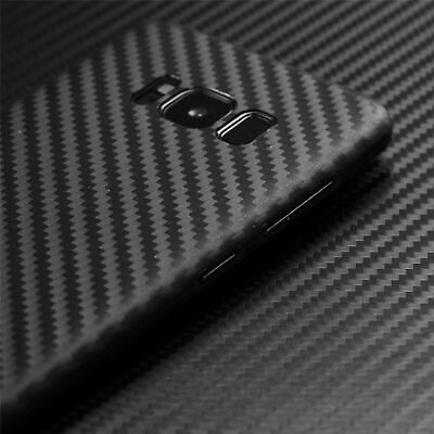 Protective Carbon Cover Case For Samsung Galaxy A3 A5 J4 J6