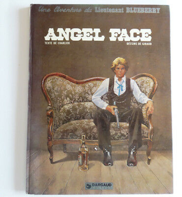 Blueberry Angel Face CHARLIER GIRAUD Édition Originale 1975 TBE