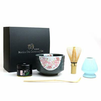 Matcha. Tea ceremony equipment 5 item set. from Japan With tracking number