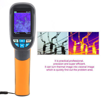 LX_ HT-02D Handheld Thermal Imaging Camera Imager IR Infrared Thermometer -20-