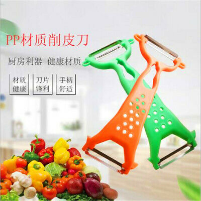 Vegetable Fruit Peeler Parer Julienne Cutter Slicer Kitchen Gadgets Helper Tools