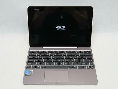 "ASUS T100HA Transformer Book 10.1"" 2-in-1 Laptop Tablet 64GB Intel T100H Win10"