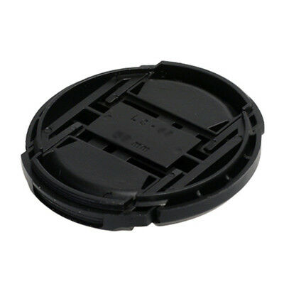 Lx_ Cn_ 49Mm Front Lens Cap Hood Cover Snap-On For Canon Olympus Nikon Camera