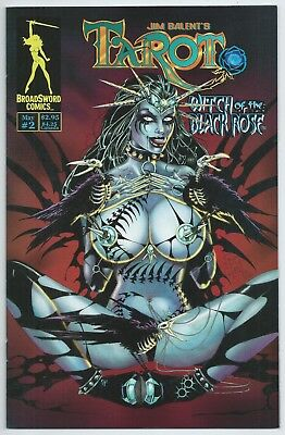**tarot: Witch Of The Black Rose #2**may 2000, Broadsword**low Print Cover B**vf