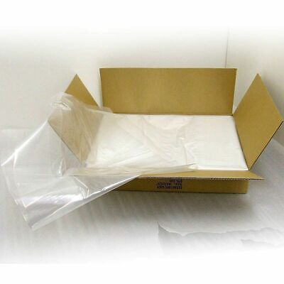 Strong Heavy Duty Clear Plastic Rubble Bags/Sack21'X32' Pack Of 100