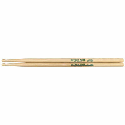 Tama Rhythm Mate HRM5B 5B Hickory Drum Sticks Wood Tip Teardrop Tropfen Paar