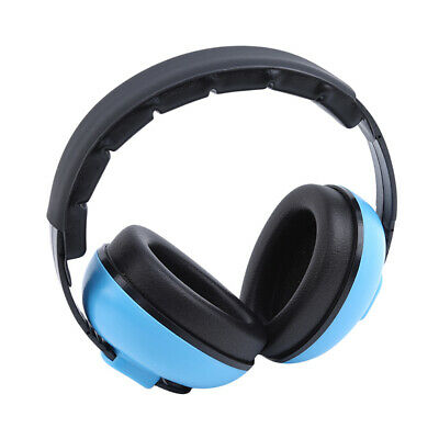 Kids Hearing Ear Protection Safety Earmuff Noise Cancelling Baby Headphones shan