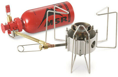 Portable Mini Burner DragonFly Stove Dual Valve Camps Compact Cooking Accessory