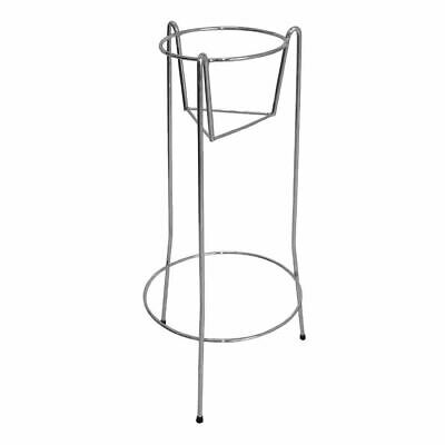 Olympia Chrome Wine And Champagne Bucket Stand 620(H) x 175(Ø)mm Fits K406
