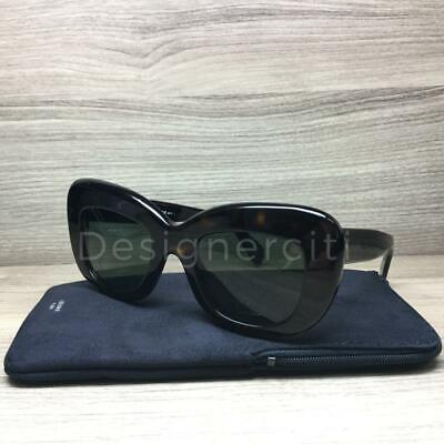 6652ad51e7 CELINE CL 41440 F S 41440 Sunglasses Black Tortoise FU5 W2 Authentic ...