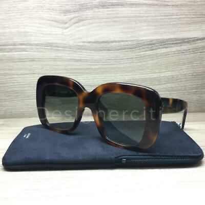 e6bc3454d8de CELINE CL 41077 S 05L1E Havana Green New Authentic Sunglasses ...