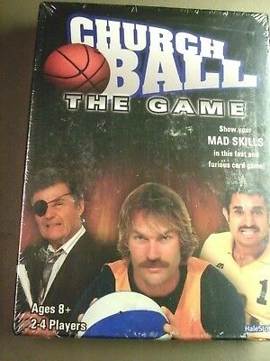 Church Ball - The Game - 2-4 Players - Ages 8+  NEW