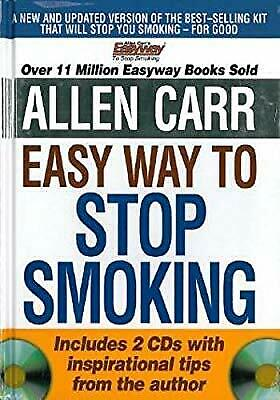 Allen Carrs Easy Way to Stop Smoking Kit, Allen Carr, Used; Good Book