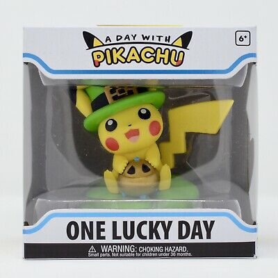 Funko Vinyl A Day With Pikachu One Lucky Day Pokémon Center Exclusive POP
