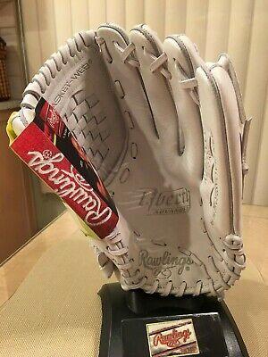 RAWLINGS RLA125KR  Liberty Advanced Fast Pitch Glove 12.5 in adult  White NWT