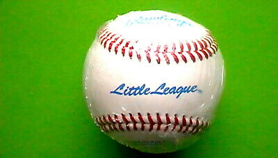 RAWLINGS OFFICIAL LITTLE League Baseball Rllb1