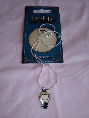 Harry Potter : Draco Malfoy Cutie Necklace from The Carat Shop