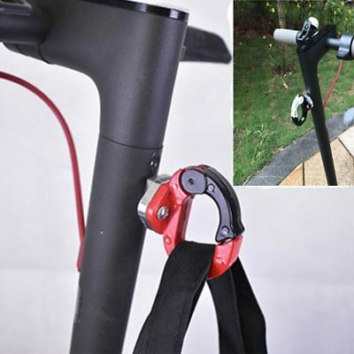 For Xiaomi Mijia M365 Electric Scooter Hanging Bag Claw Hanger Gadget Metal Hook