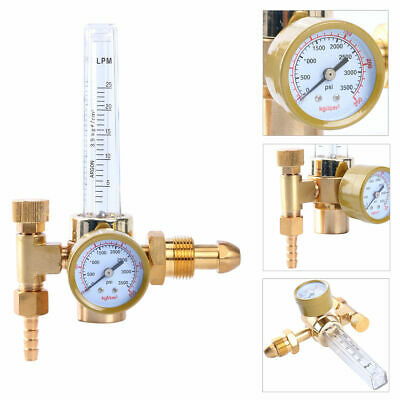 15Mpa Gas Flow Argon Meter Mig Tig Welding Weld Regulator Brass Pressure Useful