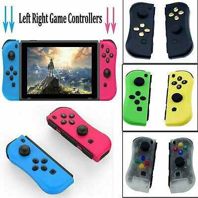 Left & Right Joy-Con Handle Grip Game Controllers Gamepad for NS Switch Console