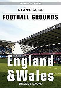 A Fans Guide to Football Grounds: England and Wales, Duncan Adams, Used; Very Go
