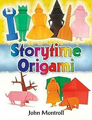 Storytime Origami (Dover Origami Papercraft), Montroll, John, Used; Good Book