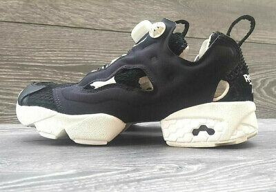 more photos 1408d fc008 Reebok Instapump Fury Offspring X 20th Anniversary Trainers Black White  Size 4UK