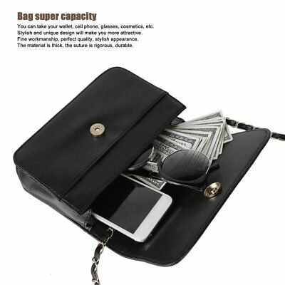 New Small Fragrant Wind Women Shoulder Diagonal Package Lingge Chain Bag NP