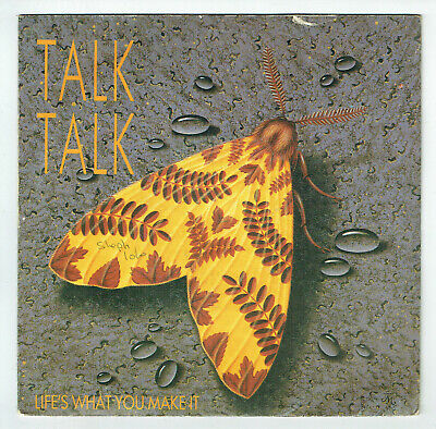 "TALK TALK Mark Hollis Vinyle 45 tours SP 7"" LIFE' WHAT YOU MAKE IT - EMI 2009357"