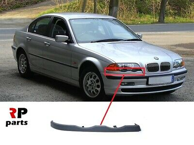 FOR BMW 3 E46 COUPE 03-06 FRONT HEADLIGHT MOLDING TRIM WITH WASHER HOLE RIGHT