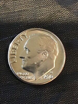 1978 D Roosevelt Dime BU From Mint Roll - 15% off 5+