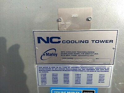 Marley cooling tower mod NC8402GC --new $15,000
