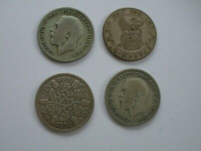 1920 - 1936 George V Silver Sixpences - Choose Your Date