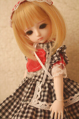 D03 1/6 Girl Super Dollfie Normal Skin Coordinate Model Fullset BJD Doll O