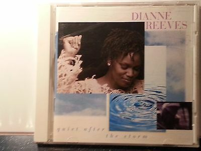 Dianne Reeves Quiet After The Storm (CD, 1995 Blue Note Capitol Records)