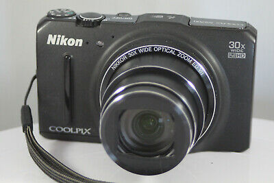 Nikon Coolpix S9700 Digitalkamera incl. Garantie, Digital camera with warranty