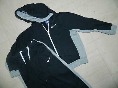 BOYS NIKE AIR Hoodie Ful Tracksuit Age 56 Years £13.50
