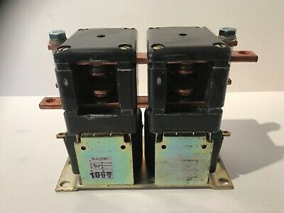 General Electric 24v Fwd/Reverse Heavy duty Contactor (Pt No 80923960)